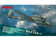 Messerschmitt Me-410A-1 High Speed Bombe - 1:48e - MENG-Model - LS-003