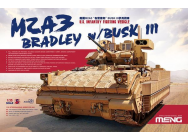 U.S. Infantry Fighting Vehicle M2A3 Bradley w/Busk III- 1:35e - MENG-Model - SS-004