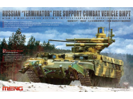 Russian Terminator Fire Support Combat - 1:35e - MENG-Model - TS-010