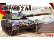 German Main Battle Tank Leopard 2 A4 - 1:35e - MENG-Model - TS-016