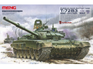 Russian Main Battle Tank T-72B3 - 1:35e - MENG-Model - TS-028