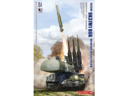 Russian 9K37M1 Buk Air Defense Missile System- 1:35e - MENG-Model - SS-014