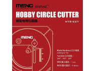 Hobby Circle Cutter - e - MENG-Model - MTS-037