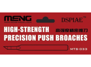High-strength Precision Push Broaches - e - MENG-Model - MTS-033
