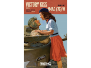 Victory Kiss M4A3 (76) W Limited Edition - 1:35e - MENG-Model - ES-006