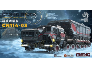 The Wandering Earth Cargo Truck-Transport Truck CN114-03 - 1:100e - MENG-Model - MMS-001