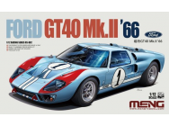 Ford GT40 Mk.II 66 - 1:12e - MENG-Model - RS-002