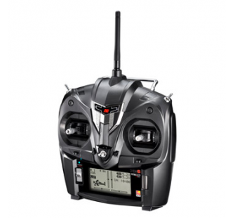 Radio XG6 mode 2 JR - T2M-JRXG6A