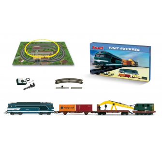 Coffret Fret Express Jouef Junior - JOU-HJ1028