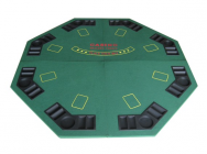 Table de Poker Octo de 160 x 80cm pliable - MKT-95049091