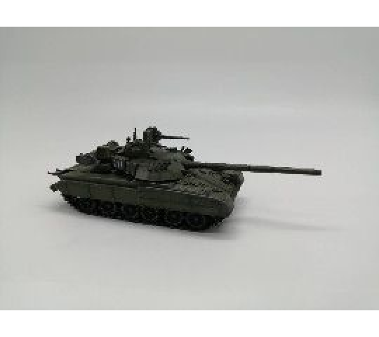 Russian Main battle tank T-80UE-1, 2000s - 1:72e - Modelcollect - AS72155