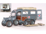 Deutscher Krankenwagen Kfz.31 Steyr 640 - 1:35e - Plus model - 403