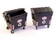 Waste container - 1:35e - Plus model - 433