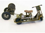 U.S. airborne scooter with reel - 1:35e - Plus model - 438