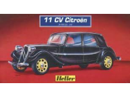 Citroen Traction 11cv 1/43 80159 HELLER - HEL-80159
