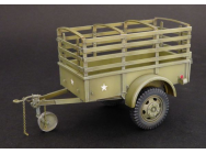 U.S.1-ton trailer Ben Hur - 1:35e - Plus model - 539