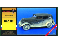 GAZ M-1 Stabswagen - 1:35e - Plus model - 29