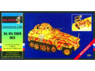 Sd.Kfz 250/9 Neu - 1:35e - Plus model - 51