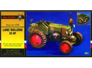 Lanz Bulldog 3D HP - 1:35e - Plus model - 61