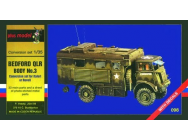 Bedford QLR Body No.3 - 1:35e - Plus model - 98