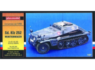 Sd.Kfz 252 Munitionswagen fur Tamiya Bausatz- 1:35e - Plus model - 107
