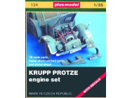 Krupp Protze Motorset - 1:35e - Plus model - 134