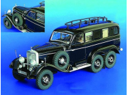 Deutscher Funkwagen G4 - 1:35e - Plus model - 195