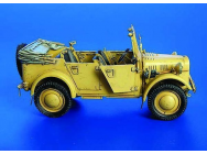 German light Car Kfz. 1 - 1:35e - Plus model - 208