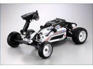 Pack scorpion XXL T1 (Blanc) + Pack lipo + chargeur Kyosho - KYO-30973T1XBF