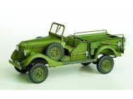Geschutz-Zugmaschine GAZ 61-417 Pickup - 1:35e - Plus model - 247