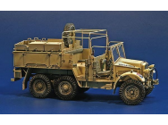 British Artillery Tractor CDSW 30-CWT - 1:35e - Plus model - 321