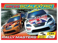 Coffret Rally Masters - SCA-G1071