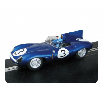 Jaguar D-Type 1957 - Scalextric - SCA-C3205