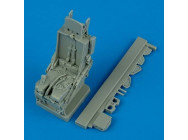 F-105 Thunderchief ejection seat with safety belts- 1:32e - Quickboost - QB32 067