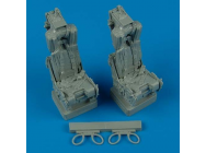 F-4 ejection seats with seatbelts - 1:32e - Quickboost - QB32 069