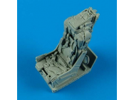 F-8 Crusader ejection seat w. safety b. - 1:32e - Quickboost - QB32140