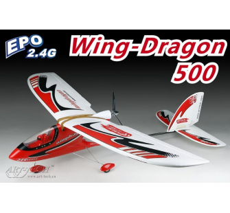 500 Class Wing-Dragon RTF avec camera video - ART-22144
