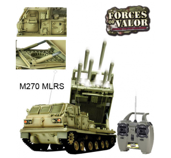 US M270 MLRS 1/24 RC Force of Valor - TRO-1112424541