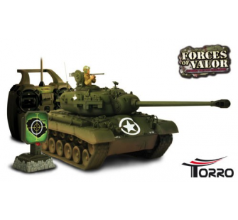 Tank US M26 Pershing 1/24 RC Force of Valor - TRO-1112424581