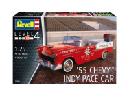 1955 Chevy Indy Pace Car - 1:25e - Revell - 7686