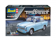 Trabant 601S  60 Years of Traban - 1:24e - Revell - 7777