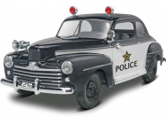1948 Ford Police Coupe 2n1 - 1:25e - Revell - 14318