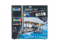 Model Set Sopwith Camels - 1:48e - Revell - 63906