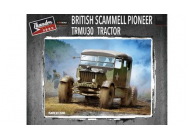 British Scammell Pioneer TRMU30 Tractor - 1:35e - Thundermodels - 35204