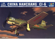 China Nanchang CJ-6 - 1:32e - Trumpeter - 2240