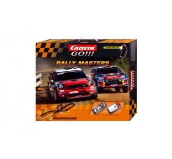 Circuit Rally Masters Carrera 1/43 - T2M-CA62274