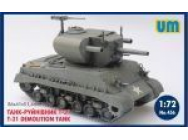 T-31 demolition Tank - 1:72e - Unimodels - UM456