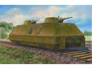 Biax. arm. carr. OB-3 with double T-26-1 - 1:72e - Unimodels - UMT628
