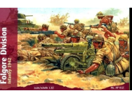 Folgore Division Infantry, 1942 - 1:32e - WATERLOO 1815 - AP012