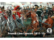 French Line Lancers 1811-15 - 1:72e - WATERLOO 1815 - AP054